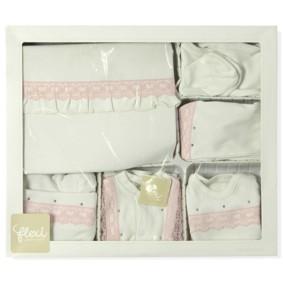 Комплект 10 в 1 для новорожденной девочки Flexi  (код товара: 5043): купить в Berni