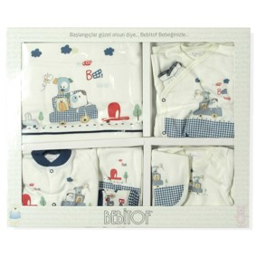 Комплект 12 в 1 для новорожденного мальчика Bebitof (код товара: 5046): купить в Berni