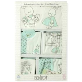 Комплект 12 в 1 для новорожденной девочки Bebitof  (код товара: 5041): купить в Berni