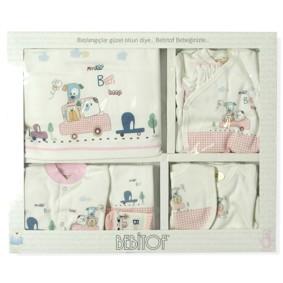 Комплект 12 в 1 для новорожденной девочки Bebitof (код товара: 5047): купить в Berni