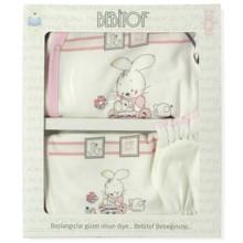 Набор 5 в 1 для новорожденной девочки Bebitof (код товара: 5007)
