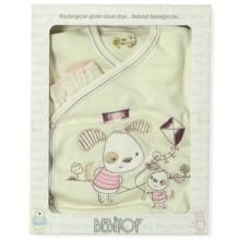 Набор 5 в 1 для новорожденной девочки Bebitof  (код товара: 5013)