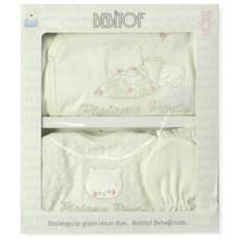 Набор 5 в 1 для новорожденной девочки Bebitof   (код товара: 5015)