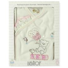 Набор 5 в 1 для новорожденной девочки Bebitof  (код товара: 5020)
