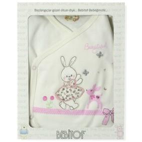 Набор 5 в 1 для новорожденной девочки Bebitof  (код товара: 5048): купить в Berni