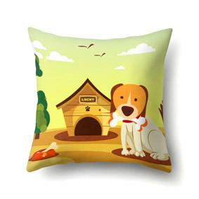 Наволочка декоративная Сторожевой пес 45 х 45 см (код товара: 50126): купить в Berni
