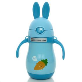 Термос голубой Кролик 260 мл (код товара: 50467): купить в Berni