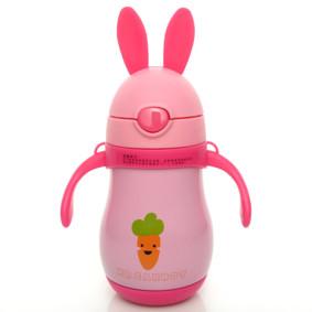 Термос розовый Кролик 260 мл (код товара: 50468): купить в Berni