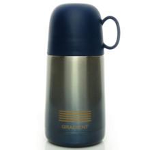 Термос синий Градиент 240 мл оптом (код товара: 50478)