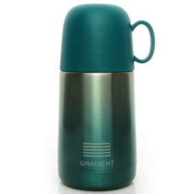 Термос зеленый Градиент 240 мл (код товара: 50476): купить в Berni
