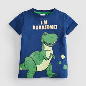 Детская футболка Динозавр оптом (код товара: 50579): купить в Berni