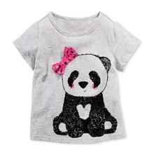Футболка для девочки Панда (код товара: 50594)