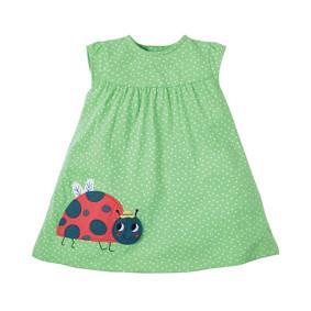 Платье для девочки Божья коровка (код товара: 50572): купить в Berni