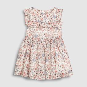 Платье для девочки Цветы (код товара: 50573): купить в Berni