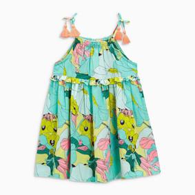 Платье для девочки Цветы (код товара: 50586): купить в Berni