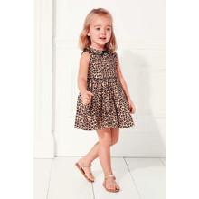 Платье для девочки Леопард (код товара: 50560)