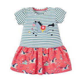 Платье для девочки Лошадка (код товара: 50562): купить в Berni