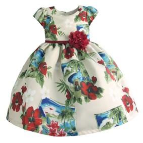 Платье для девочки Океан (код товара: 50598): купить в Berni