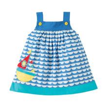 Платье для девочки Парус (код товара: 50570)