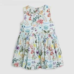 Платье для девочки Полевые цветы (код товара: 50577): купить в Berni