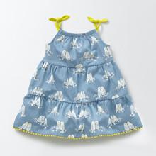 Платье для девочки Птички (код товара: 50568)