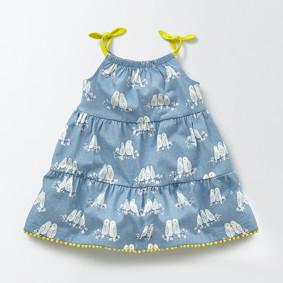 Платье для девочки Птички (код товара: 50568): купить в Berni