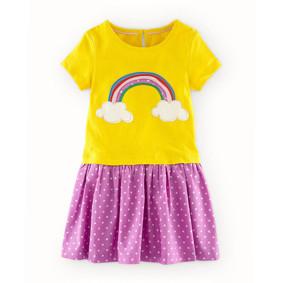 Платье для девочки Радуга (код товара: 50569): купить в Berni