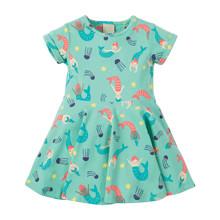 Платье для девочки Русалки (код товара: 50576)