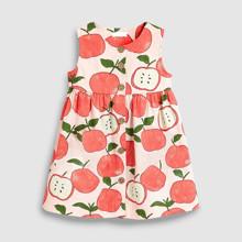Платье для девочки Яблоко (код товара: 50561)