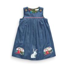 Платье для девочки Зайчик (код товара: 50559)
