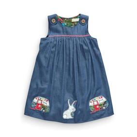 Платье для девочки Зайчик (код товара: 50559): купить в Berni