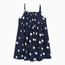 Платье для девочки Звезды (код товара: 50563)
