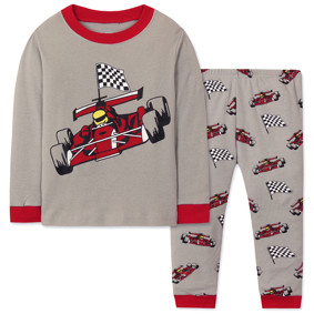 Уценка (дефекты)! Пижама Автогонки оптом (код товара: 50507): купить в Berni