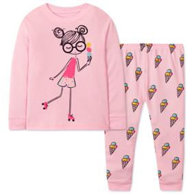 Уценка (дефекты)! Пижама Девочка оптом (код товара: 50503): купить в Berni