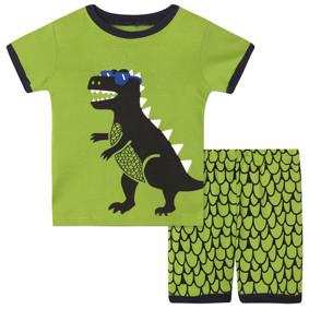 Уценка (дефекты)! Пижама Динозавр оптом (код товара: 50513): купить в Berni