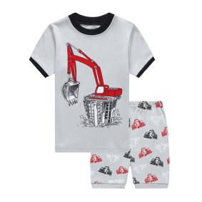 Уценка (дефекты)! Пижама Экскаватор оптом (код товара: 50512): купить в Berni