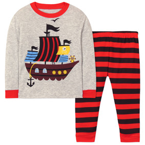 Уценка (дефекты)! Пижама Корабль оптом (код товара: 50502): купить в Berni