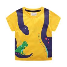 Детская футболка Брахиозавр оптом (код товара: 50687)
