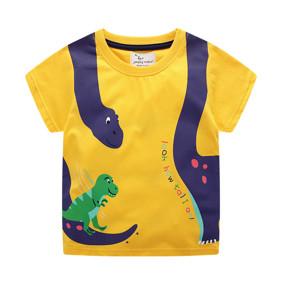 Детская футболка Брахиозавр (код товара: 50687): купить в Berni