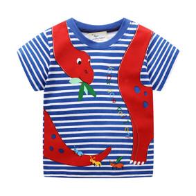 Детская футболка Брахиозавр (код товара: 50698): купить в Berni