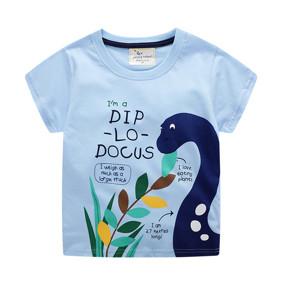 Детская футболка Динозавр (код товара: 50686): купить в Berni