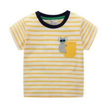 Детская футболка Коала оптом (код товара: 50691)