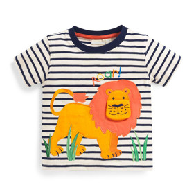 Детская футболка Лев (код товара: 50692): купить в Berni
