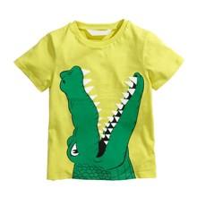 Футболка для мальчика Крокодил (код товара: 50638)