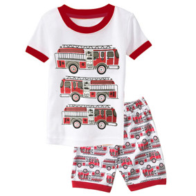 Пижама Пожарная машина (код товара: 50667): купить в Berni
