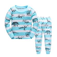 Пижама Синяя полоска (код товара: 50652)