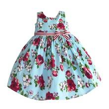 Платье для девочки Бутоны и лепестки (код товара: 50602)