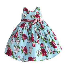 Платье для девочки Бутоны и лепестки (код товара: 50602): купить в Berni
