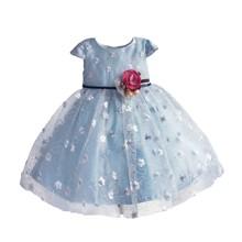 Платье для девочки Цветочки (код товара: 50615)