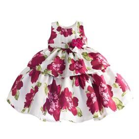 Платье для девочки Цветок (код товара: 50617): купить в Berni